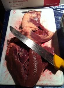 BARF Beef Heart